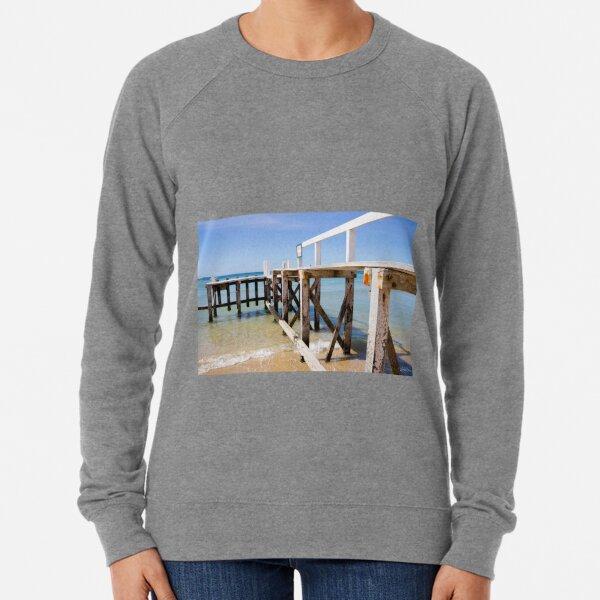 Shelley Beach, Portsea, Mornington Peninsula, Victoria, Australia. Lightweight Sweatshirt