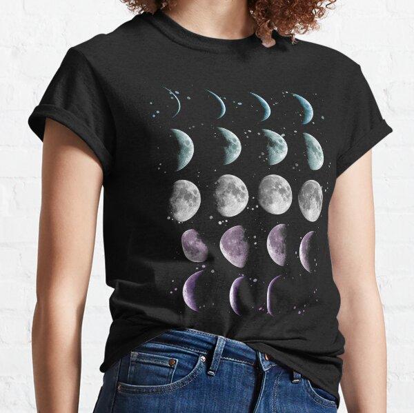 Moon Phase Classic T-Shirt