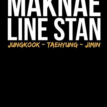 Maknae Line Stan - Bangtan by sedapi