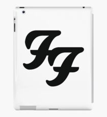 Foo Fighters iPad Case/Skin