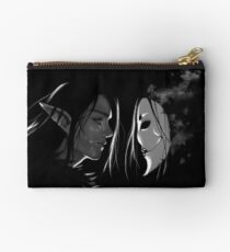 Vax and the  Raven Queen Studio Pouch