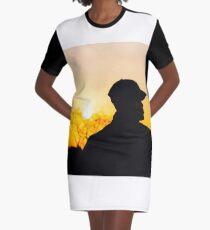 Zulu dusk Graphic T-Shirt Dress