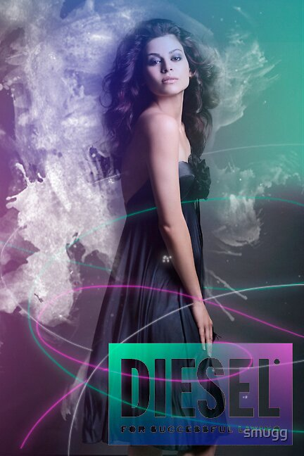 diesel poster number 2 by smugg