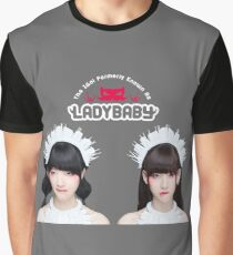 The Idol Formerly Known As LADYBABY Graphic T-Shirt