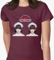 The Idol Formerly Known As LADYBABY Womens Fitted T-Shirt