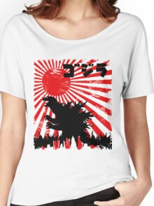 City Of Kaiju  Women's Relaxed Fit T-Shirt