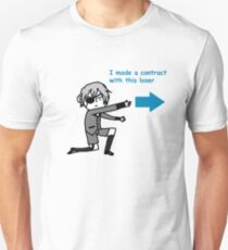 Yes my loser (Ciel version) Unisex T-Shirt