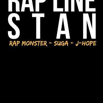 Rap Line Stan - Bangtan by sedapi