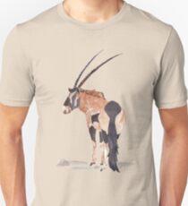 Gemsbuck (Oryx gazella) Unisex T-Shirt