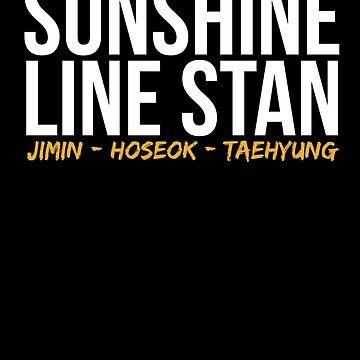 Sunshine Line Stan - Bangtan by sedapi