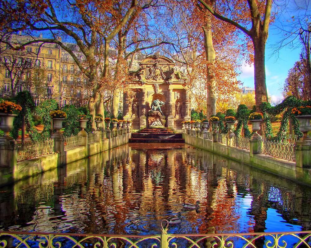 Jardin du Luxembourg by rsplatpc
