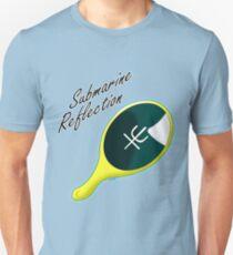 Submarine Reflection! Sailor Neptune's Aqua Mirror Unisex T-Shirt