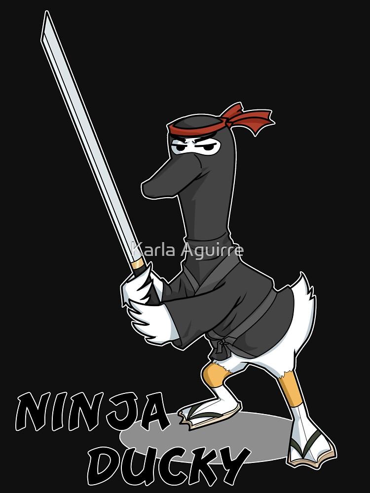 Ninja Ducky by Himei