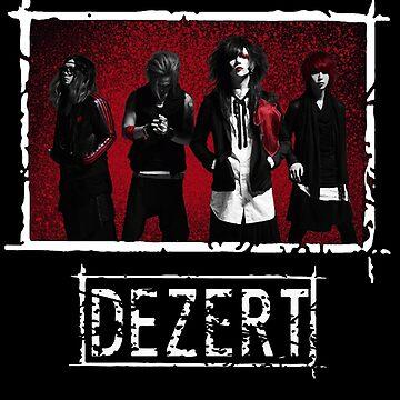 Dezert (Visual Kei band) by Juka08
