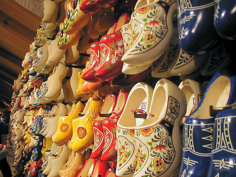 Clogs from Holland by Segalili