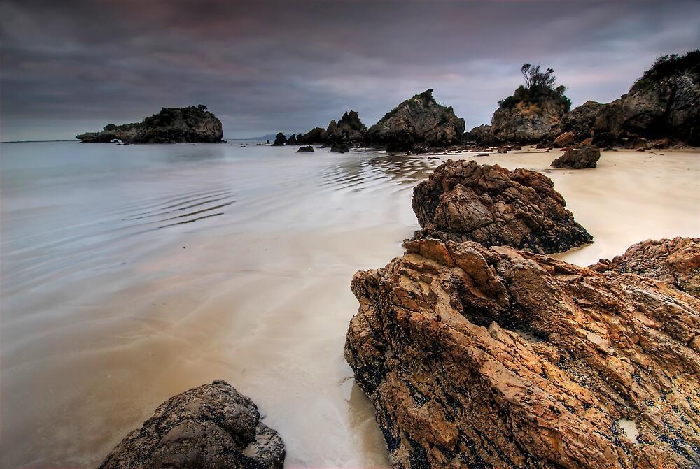 Grey Morn Dawn by Robert Mullner