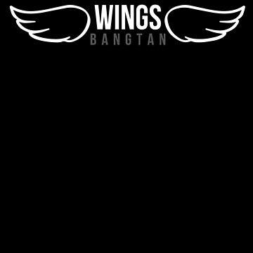 BTS WINGS by sedapi