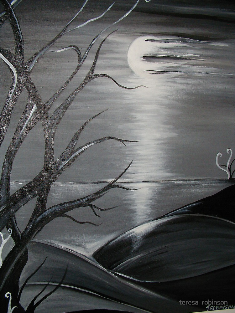 MOONLIGHT. by teresa  robinson