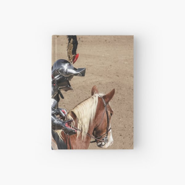 Knight Time Hardcover Journal