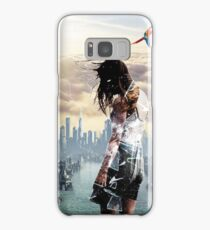 Rise Above the Skyscrapers Samsung Galaxy Case/Skin