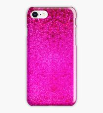 Sparkled FRP - Pink iPhone Case/Skin