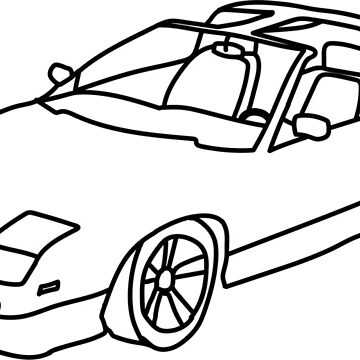 Flashback Car by RefrainityStore