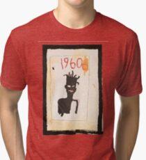 Basquiat 1960 Tri-blend T-Shirt