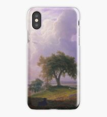 Albert Bierstadt - California Spring (1875) iPhone Case/Skin