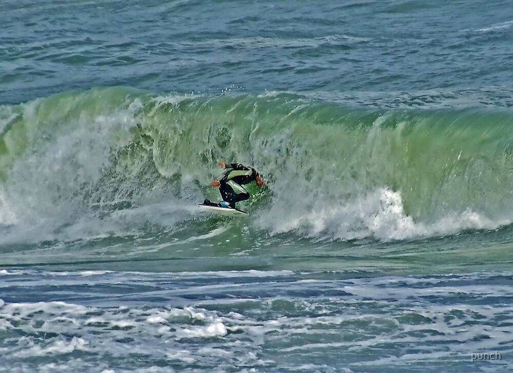 Surf by punch