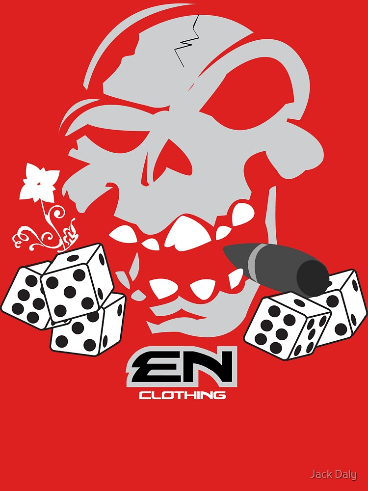 Skull With Cigar by enclothing