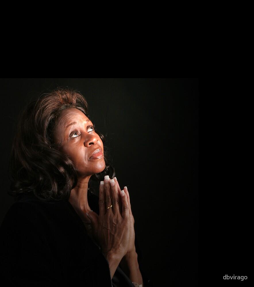 Praying Woman by dbvirago