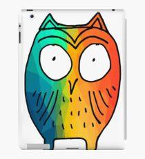 Crappy Owl iPad Case/Skin
