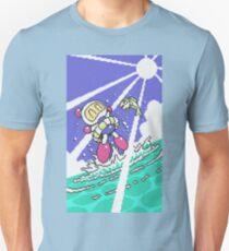 Panic Bomber W - Beach 2 ☼☁ Unisex T-Shirt