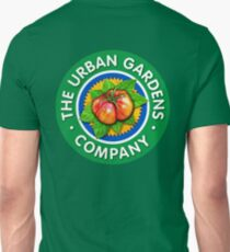 Color Logo for UGC, by Urban Gardens Unisex T-Shirt