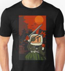 Panic Bomber W - Samurai  ☼⚔ Unisex T-Shirt
