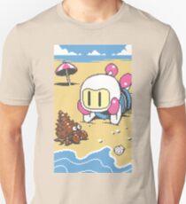 Panic Bomber W - Beach 1 ☀☂ Unisex T-Shirt