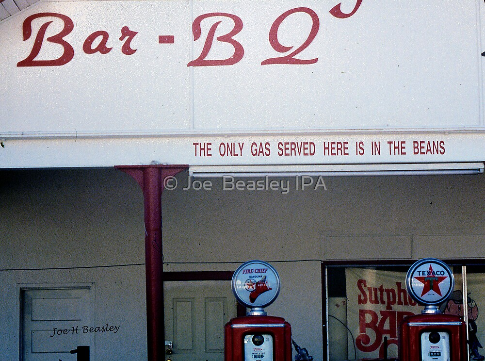 Gas in the Beans by © Joe  Beasley IPA