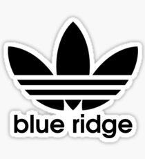 Blue Ridge Adidas Sticker