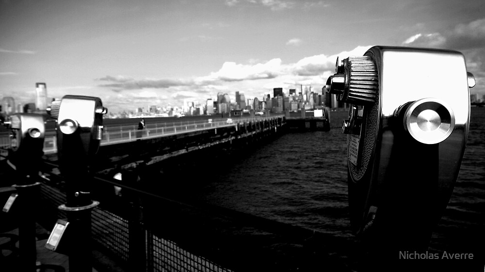 A snap shot of New York by Nicholas Averre