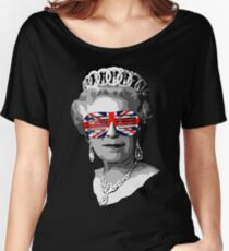 Queen Elizabeth Women's Relaxed Fit T-Shirt