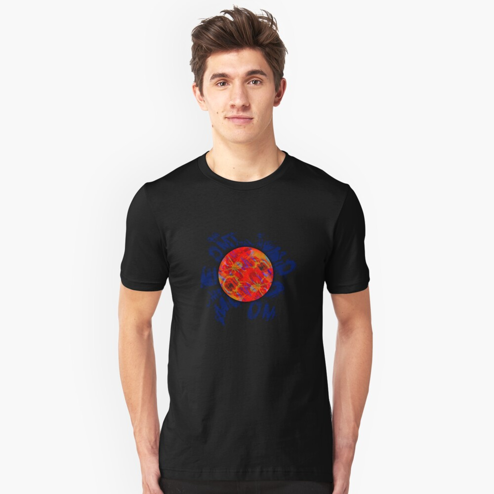 Abstract Sphere Unisex T-Shirt Front