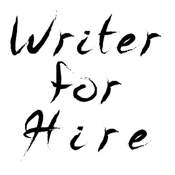 Writer for Hire by LeahMcNeir