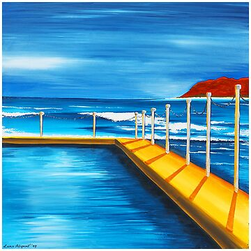 Mona Vale Pool by LaraAllport