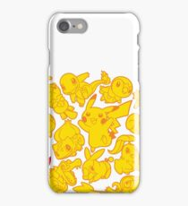 poke iPhone Case/Skin