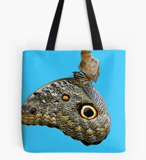 Mindo Butterfly Tote Bag