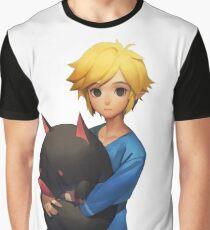 Link ~ Legend of Zelda Graphic T-Shirt
