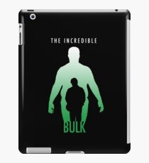 The Incredible Bulk iPad Case/Skin