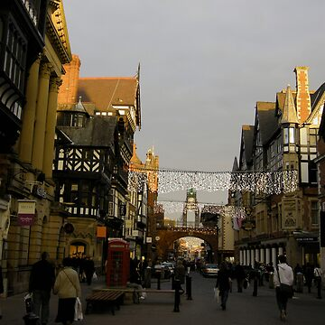 Chester Lights by Harri