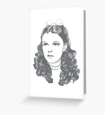 Dorothy - Clean Greeting Card