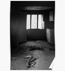 24.3.2017: Death in Abandoned House Poster